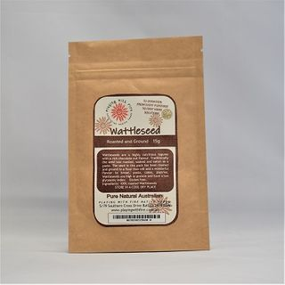 Pwf Wattleseed Spice Pack 15Gm