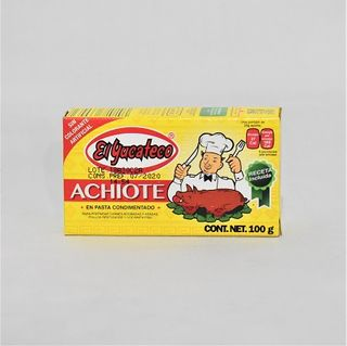 ACHIOTE PASTE 100GM