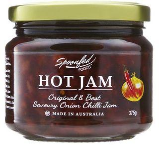 HOT JAM SPOONFED FOOD 200GM X 6