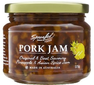 PORK JAM 375G JARS SPOONFED FOODS