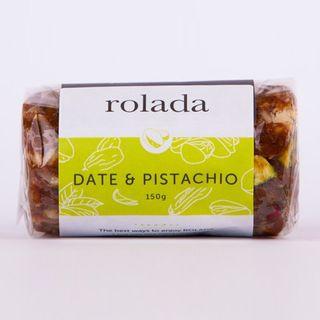 Rolada Date & Pistachio Star Foods 150Gm