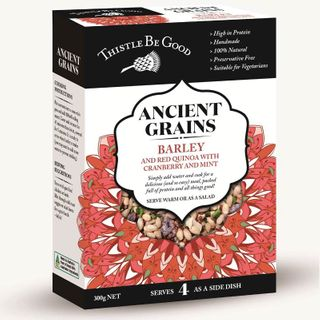 THISTLE ANCIENT GRAIN BARLEY QUINOA 240G