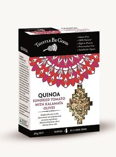 THISTLE BE GOOD SUNDRIED TOM QUINOA 225G