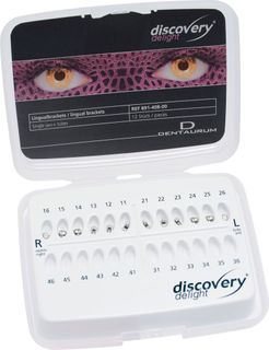 * discovery delight Single Jaw