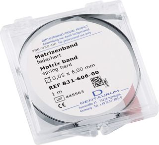 1 M Matrix Band 005 X 60Mm
