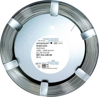remanium Wire Hard 10 Mm K