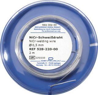 Nicr Welding Wire 05 Mm 2M