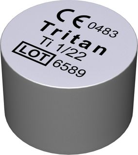 Tritan Casting Metal Ti1 22G