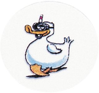 Decal Duck