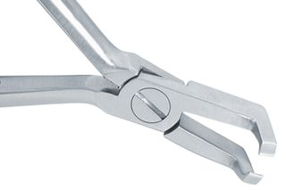 Bracket Removing Pliers Angled
