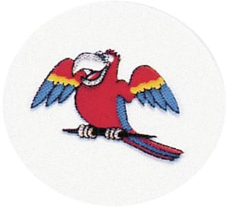 Decal Parrot