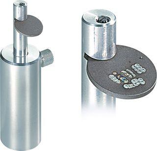Titanium Disc Holder For Laser