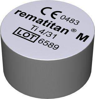 rematitan M Castmetal Ti4 31G
