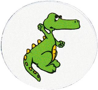 Decal Dinosaur