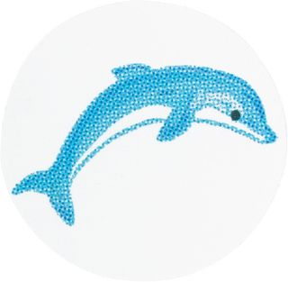 Decal Dolphin