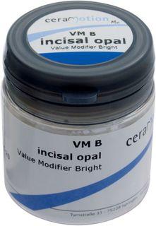 Cm Me Incisal Modifier Value O