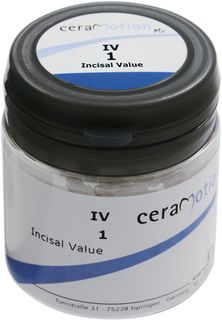 Cm Me Incisal Value 1 Iv1