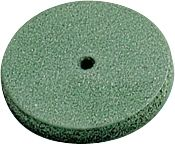 Rubber Polisher Green Discs A