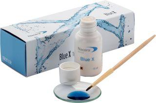Nacera Blue X Set Translucent