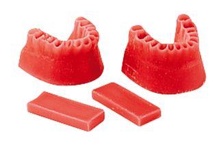 Wax Bases Cl.I For Dentoform