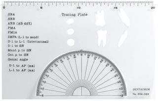 Cephalometric Drawing Pattern