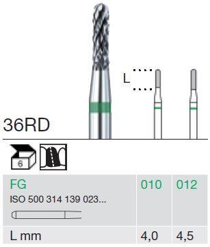 Busch FG T/Carbide Crown Cutter