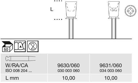 Busch Prophylaxis Cups RA - Box 100