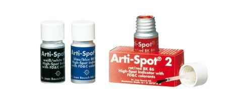 BK 87 Bausch Arti-Spot Brush Application Blue