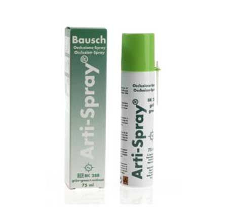 Bausch Occlusion Spray
