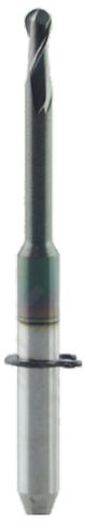 VHF 2 mm Diamond Coating 35mm length Milling Bur