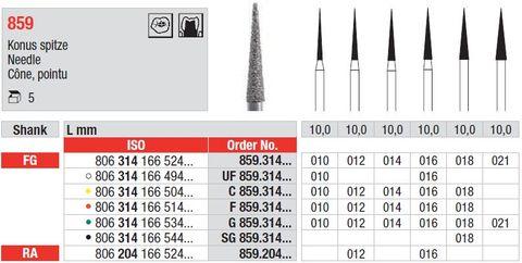 Edenta FG Needle