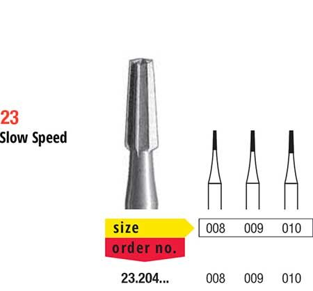 FG Tungsten Carbide Tapered Flat End