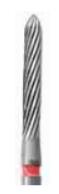 Edenta FG T/Carbide Finishing 12 Fluted 284/014