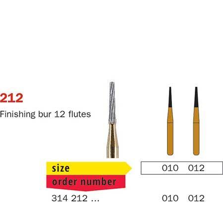 Diaswiss FG T/Carbide Finishing 212