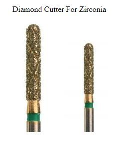 Diaswiss FG Zirconia Crown Cutter Diamond