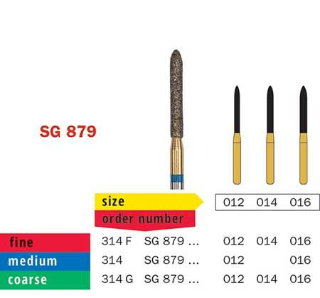 S/Goldie Cylindrical Torpedo