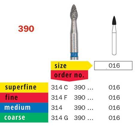 Diaswiss FG Grenade 390/018