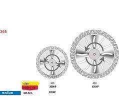 Edenta Flex Diamond Disc 365/450 Medium