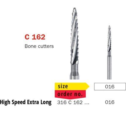 Surgical Bur Lindemann X-Long Tapered C162