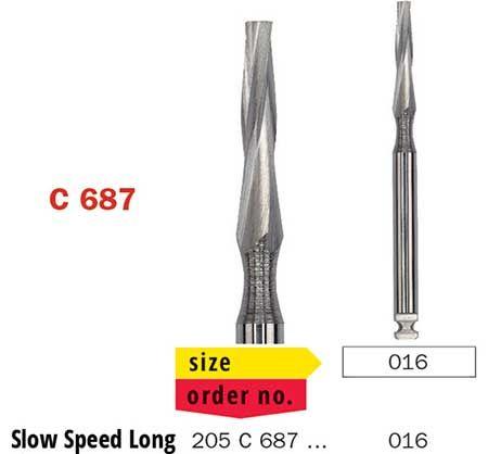 Diaswiss RA Surgical Bone Cutter X-Long C687/016
