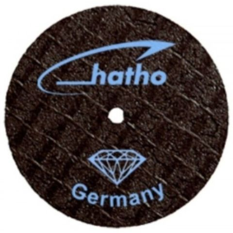 Hatho Reinforced Fibre Disc 20 x 0.2mm