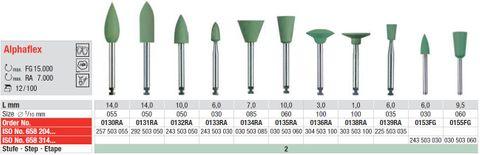 Edenta Alphaflex Polishing Points