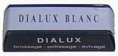 Polishing Compound - Dialux Blanc White