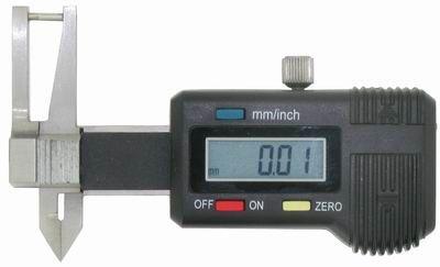 Compact Electronic Gem Gauge