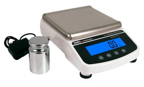 Gemoro Platinum Pro 1600 Digital Scales 1601G