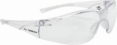 Safety Glasses - All Terrain Clear
