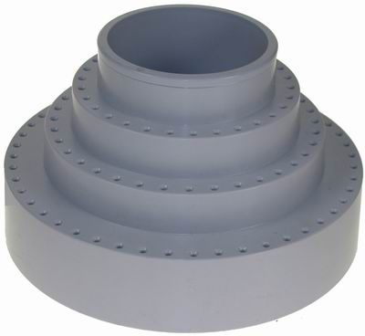 Bur Stand - Revolving Three Tier Plastic Stand