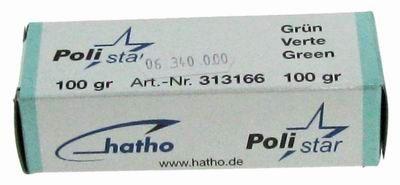 Polistar Green Polish Compound 100g
