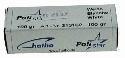 Polistar White polish Compound 100G