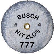Busch Heatless Grinding Wheel 22mm (Pkt 12)